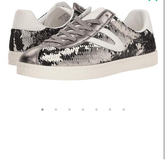 Tretorn Shoes   Camden 5 Sequins
